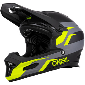 O'Neal Fury RL Kask rowerowy, stage-black/neon yellow